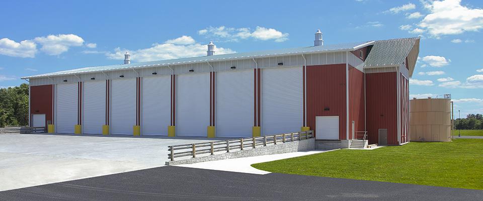 industrial garage door repair