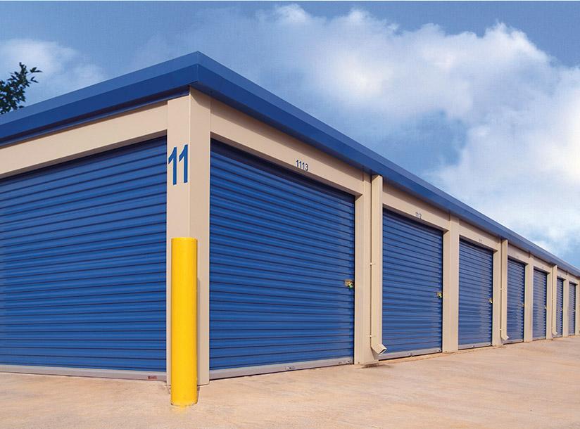 storage garage doors